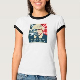 Boris Johnson - rendez l'Europe grande encore - - T-shirt