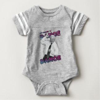 Boris Yeltsin Dance Dance Hot Summer 1996 Baby Bodysuit
