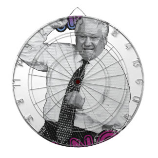 Boris Yeltsin Dance Dance Hot Summer 1996 Dartboard