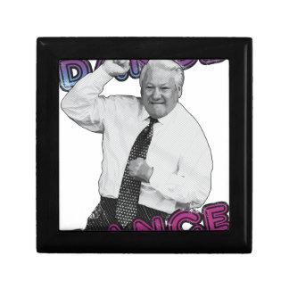 Boris Yeltsin Dance Dance Hot Summer 1996 Jewelry Box