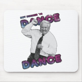 Boris Yeltsin Dance Dance Hot Summer 1996 Mouse Pad