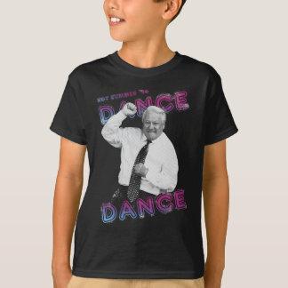 Boris Yeltsin Dance Dance Hot Summer 1996 T-Shirt