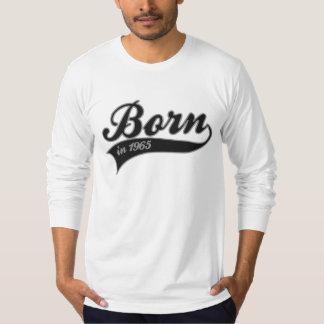 Born1965 - birthday T-Shirt