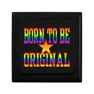 Born 2 Be Original gift / jewelry box