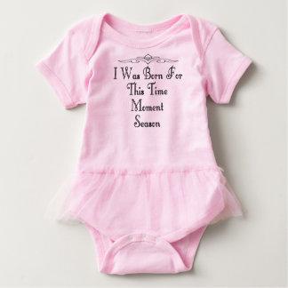 Born 5 baby bodysuit