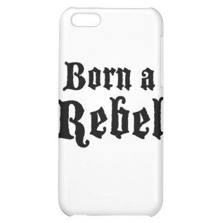 Born a Rebel iPhone 5C Case