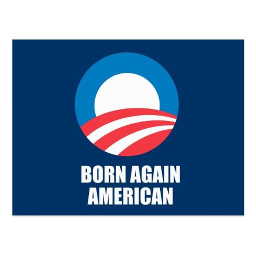BORN AGAIN AMERICAN POSTCARDS