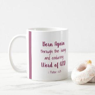 Born Again Buckeye Tree Sprout Mug
