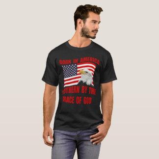Born America Southern Grace of God Shirts