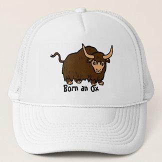 Born an Ox Trucker Hat
