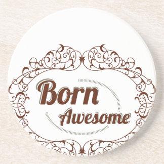 born awesome coasters
