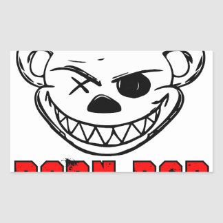 Born Bad Sticker