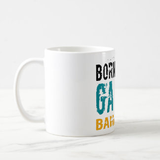 Born Bred Ga Ded Bahamian Coffee Mug