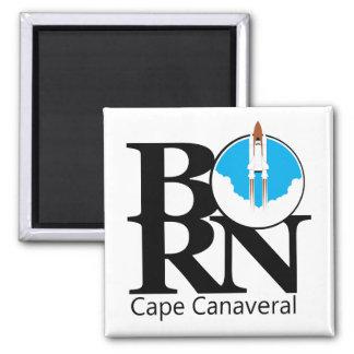 BORN Cape Canaveral Magnet