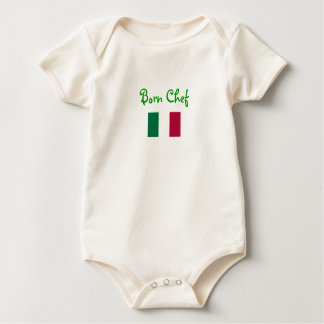 Born Chef Baby Bodysuit