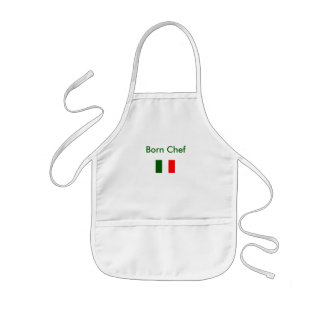 Born Chef - Kid's Apron