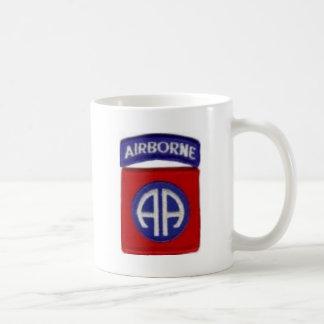 born classic white coffee mug