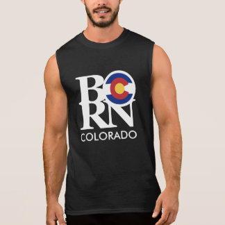 BORN Colorado Sleeveless Shirt
