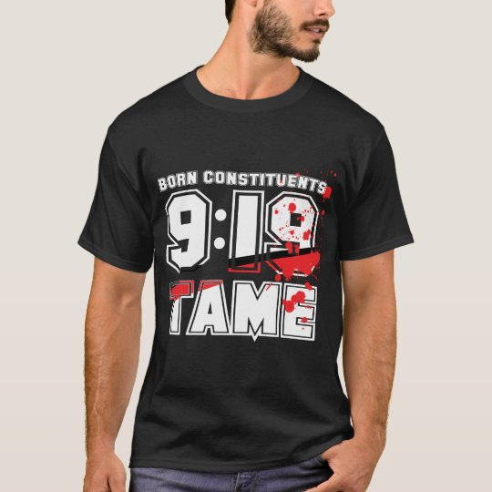 Born Constituents T-Shirt