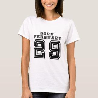 Born February 29 T-Shirt