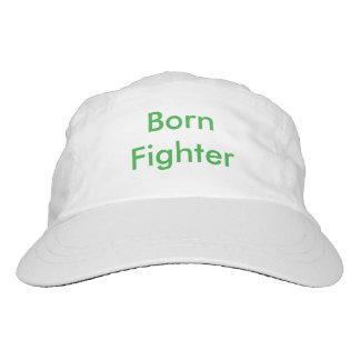 Born fighter woven cap