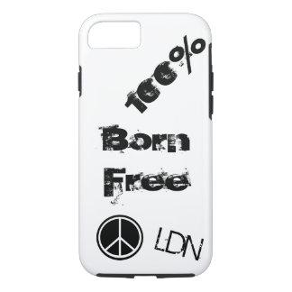 Born Free 100% iPhone 8/7 Case