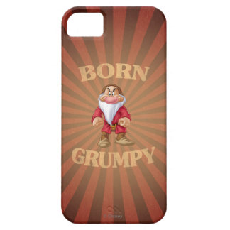 Born Grumpy iPhone 5 Cases
