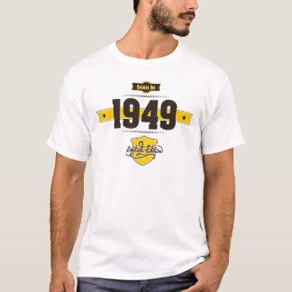 born in 1949 (choco&yellow) T-Shirt