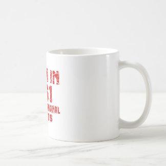 Born In 1961 With All Original Parts Coffee Mug