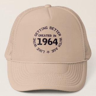 Born in 1964. Good year. Trucker Hat