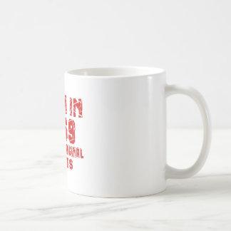 Born In 1969 With All Original Parts Coffee Mug