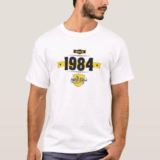 born in 1984 (choco&yellow) T-Shirt