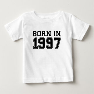 BORN IN 1997.png Baby T-Shirt