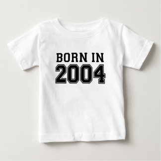 BORN IN 2004.png Baby T-Shirt