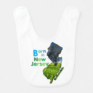 Born in New Jersey Bibs