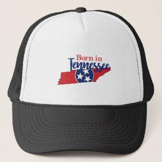 Born in Tennessee Trucker Hat