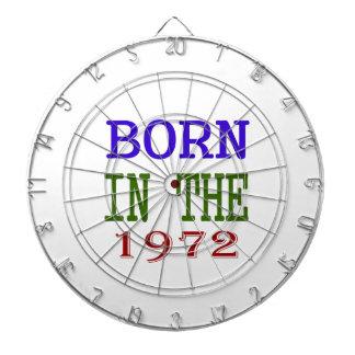 Born In The 1972 Dartboard