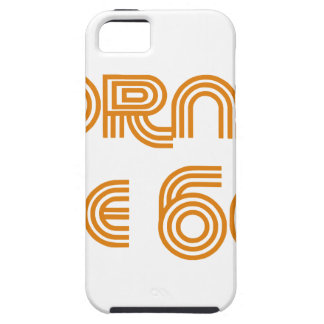 Born In The 60's iPhone 5 Cover