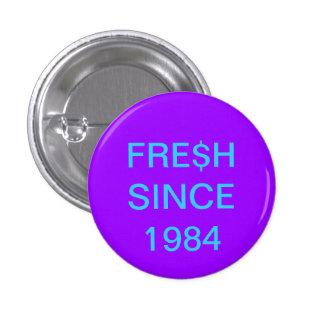 Born in the 80s 1 inch round button