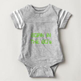 Born In The 80's Baby Bodysuit