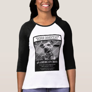 Born Innocent Raglan Shirt
