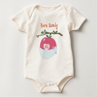 Born Ready Baby Bodysuit