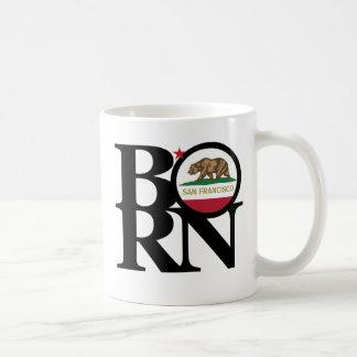 BORN San Francisco Coffee Mug 11oz