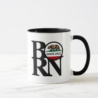 BORN Santa Cruz 11oz Mug