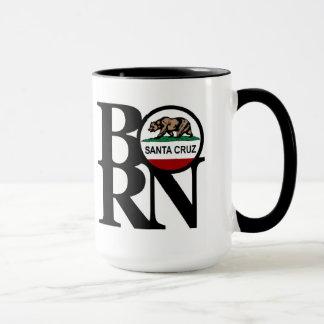 BORN Santa Cruz Mug 15oz