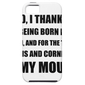 Born South Cornbread Mouth Case For The iPhone 5