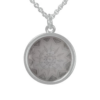 Born Sterling Silver Necklace