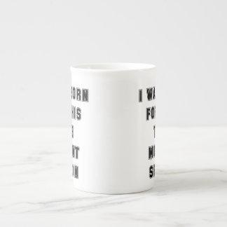 Born Tea Cup