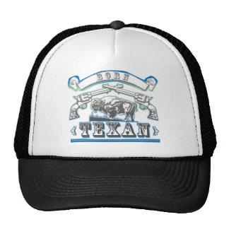 Born Texan Trucker Hat