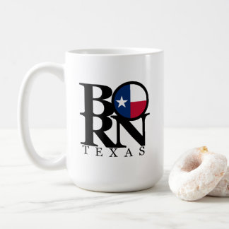 BORN Texas Coffee Mug